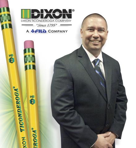Timothy M. Gomez, CEO of Dixon Ticonderoga Co.  (Photo: Business Wire)