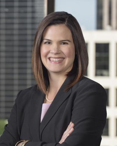 """McGlinchey Stafford associate Catherine """"Kieffer"""" Petree (Photo: Business Wire)"""