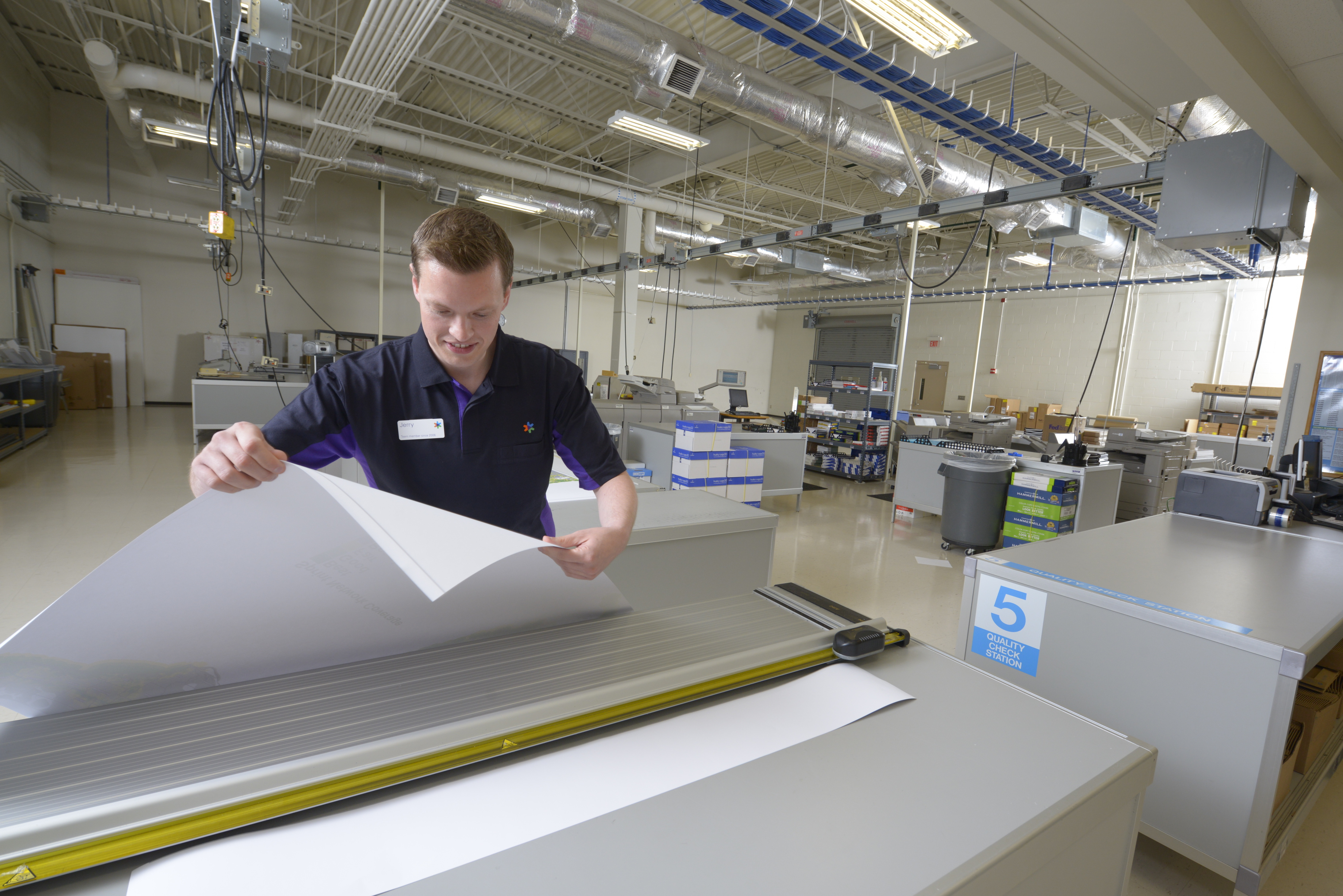 FedEx Office Optimizes Commercial Print Production With Industry ...
