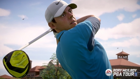 IT'S TEE TIME FOR EA SPORTS RORY McILROY PGA TOUR (Graphic: Business Wire)