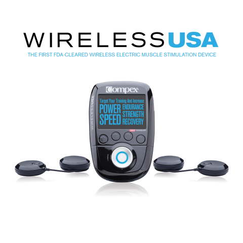 Compex Wireless USA. (Graphic: Business Wire)