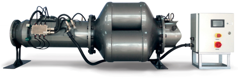 Tenneco's large engine SCR system for marine applications has been awarded ABS product design assessment classification. (Photo: Business Wire)