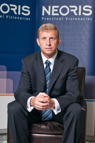 Martin Mendez anunciado como o novo CEO da NEORIS (Foto: Business Wire)