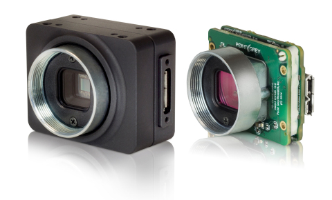 High-Speed 1.3 MP Chameleon3 Camera Features Python Global Shutter CMOS from ON Semiconductor
