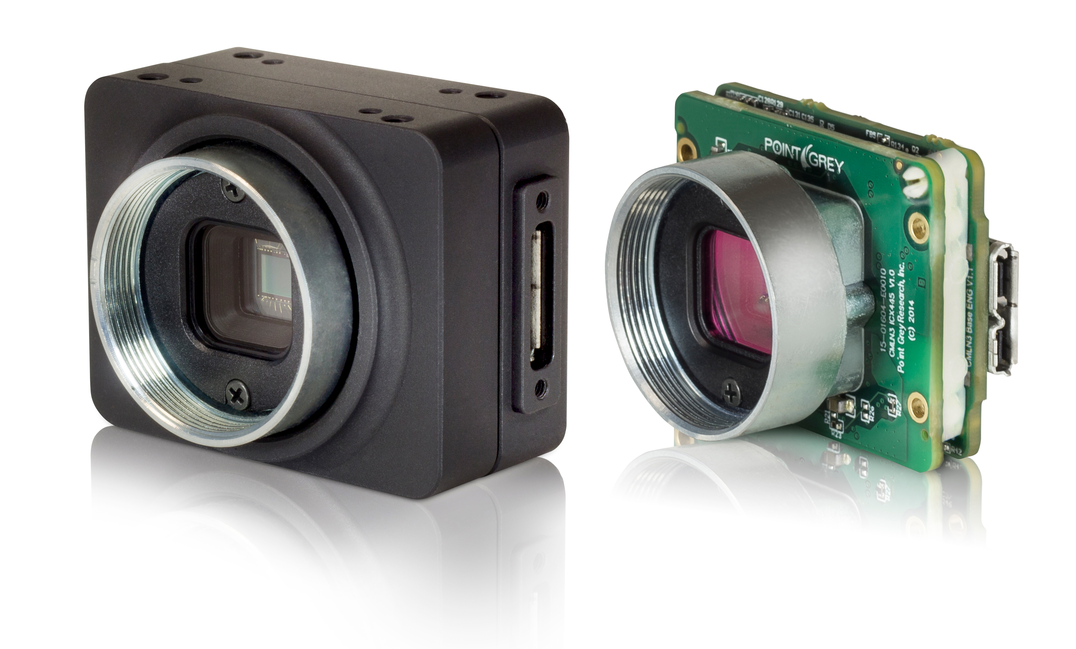 New High-Speed 1 3 MP Chameleon®3 USB3 Vision™ Camera Features