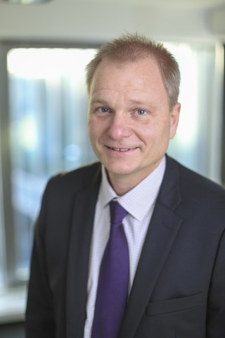 Ake Bengtsson, CFO Haldex (Photo: Business Wire)