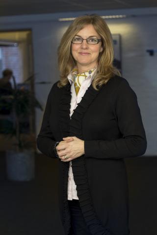 Lena Nordin, SVP HR (Photo: Business Wire)