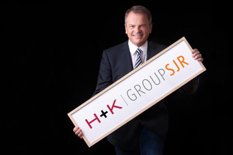 Ernst Primosch, CEO von Hill+Knowlton Strategies und Group SJR in der DACH-Region (Photo: Business W ...