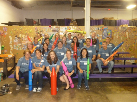 """Wolf Greenfield """"Good Deeds Month"""" Brings Volunteers and Donations to Boston Community (Photo: Busin ..."""