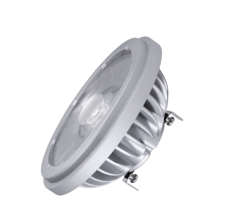 Soraa launches the first full visible spectrum 4-degree AR111 LED lamp. (Photo: Business Wire)