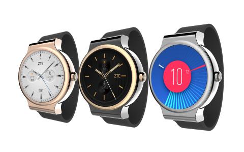 ZTE Axon Watch (Photo: Business Wire)