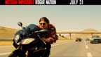 """TCL, the world's third largest TV manufacturer, and Paramount Pictures are partnering on the new film """"Mission: Impossible - Rogue Nation."""""""