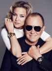 Kate Hudson joins Michael Kors to help fight world hunger. (Photo: Business Wire)