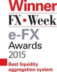 smart-Trade e-FX Award (Graphic: Business Wire).