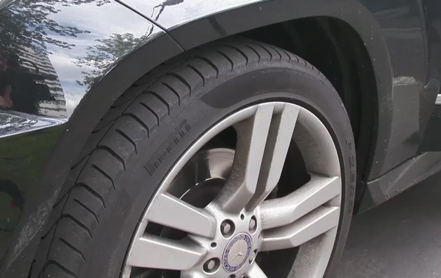 Service heaven! Mobile tyre service saves you one hour of your time
