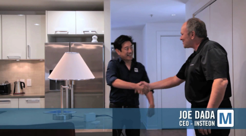 Join Mouser and celebrity engineer Grant Imahara as they talk with Insteon's CEO, Joe Dada, on the future of home automation and the Internet of Things (IoT). The interview is part of the exciting new Home and Factory Automation Series in the Empowering Innovation TogetherTM program. (Photo: Business Wire)