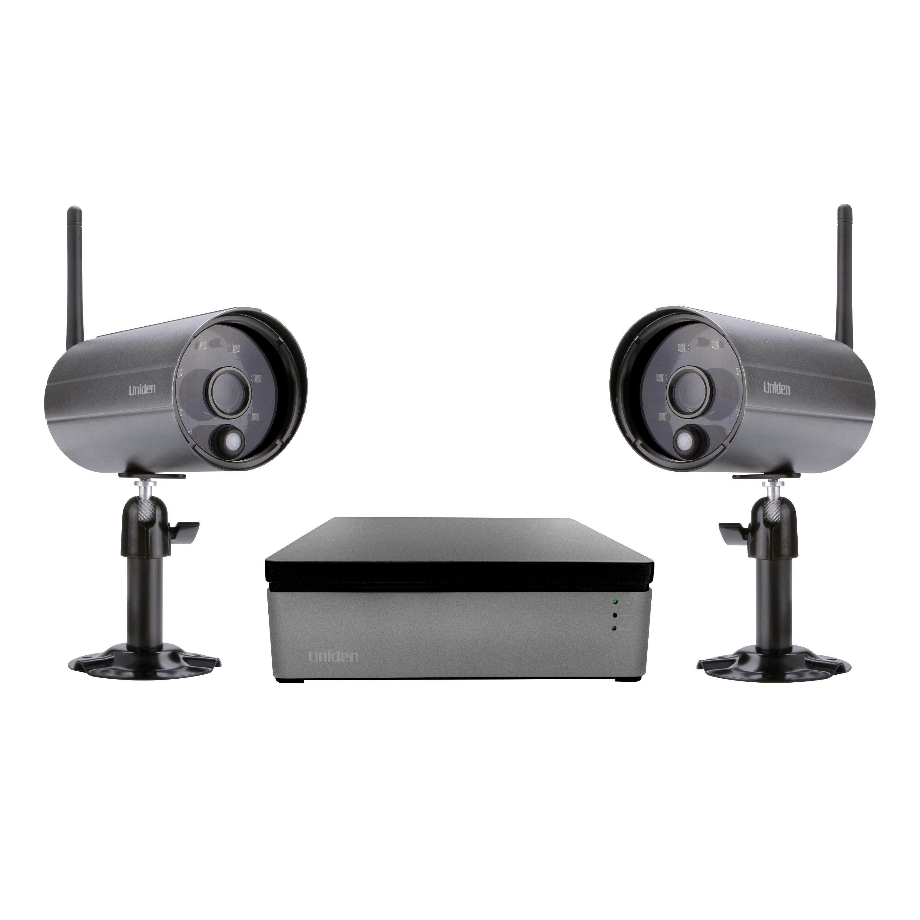 Uniden Launches First Fully Integrated Wireless DVR Video ...