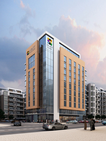 Hyatt Place Dubai/Baniyas Square is located in Nasser Square, Dubai's historic district. (Photo: Business Wire)