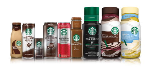 Starbucks relationship with PepsiCo began more than 20 years ago when the two companies formed the North American Coffee Partnership, a joint venture that built the ready-to-drink coffee category in the U.S. What began with the launch of Starbucks Frappuccino® chilled coffee drinks, now includes a diverse portfolio of coffee and energy beverages. (Photo: Business Wire)