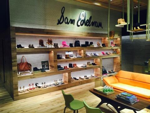 Sam Edelman opens store in Garden State Plaza mall in Paramus, NJ. (Photo: Business Wire)
