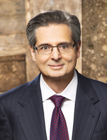 Dino Robusto will serve as Executive Vice President of the parent company and Co-President of the North America Insurance division (Photo: Business Wire)