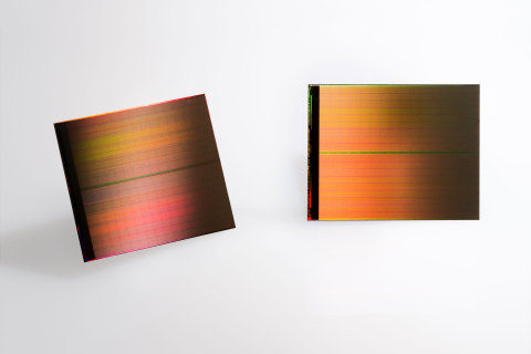 3D XPoint™ technology is up to 1000x faster than NAND and an individual die can store 128Gb of data (Photo: Business Wire)
