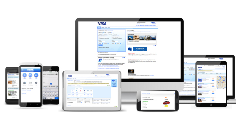 Visa Travel Manager combines an Orbitz-powered booking and payment portal on the front end with Visa ...