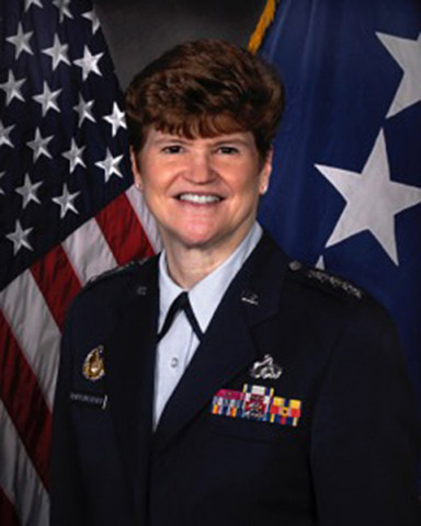 U.S. Air Force Retired Gen. Janet C. Wolfenbarger (Photo: Business Wire)