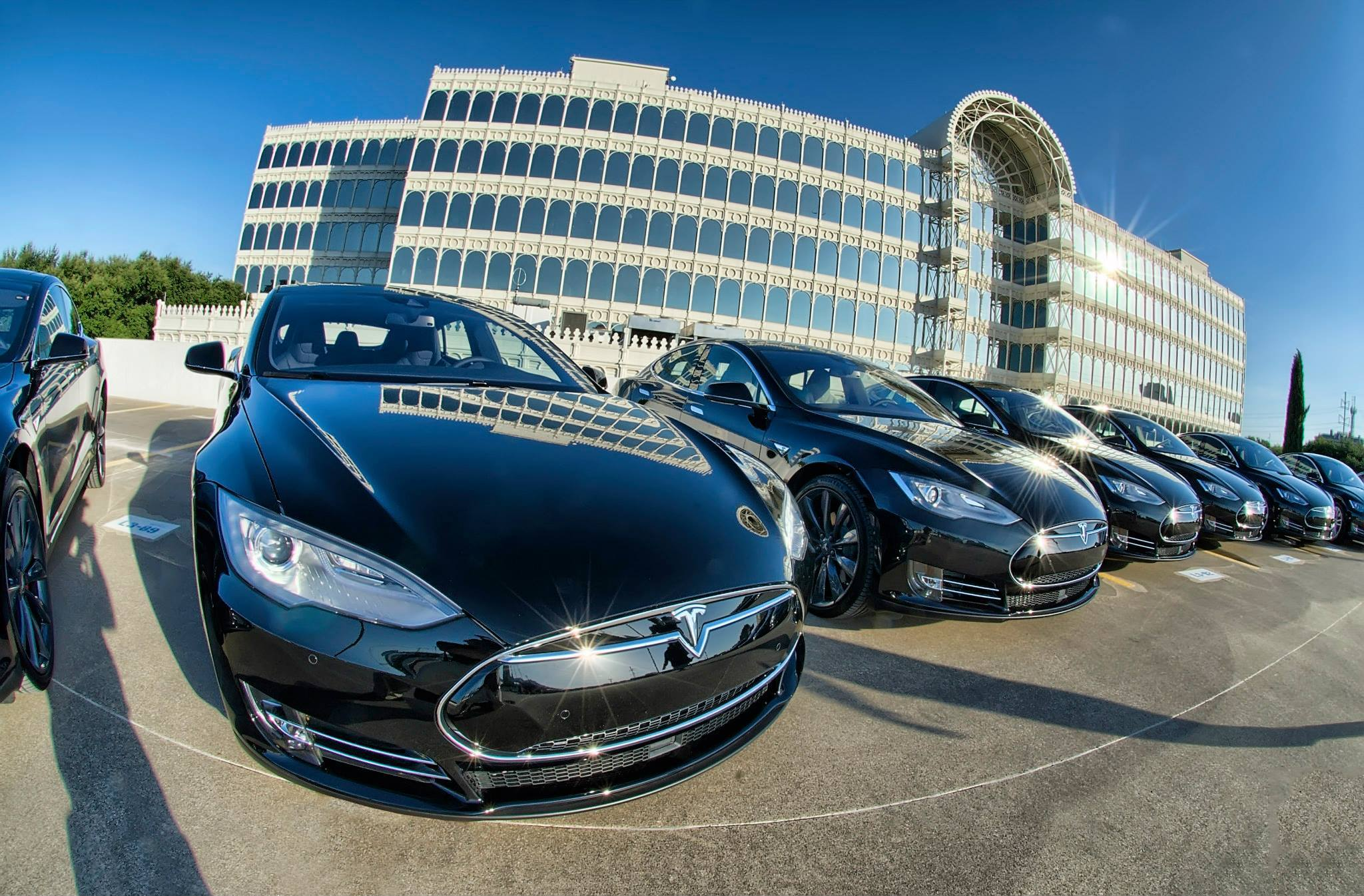 Stream Awards Top Associates with 10 Brand-New Tesla Model S ...