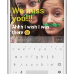Introducing Yahoo Livetext - A New Way to Connect. A live video texting app, without audio, for iPhone and Android. (Photo: Business Wire)