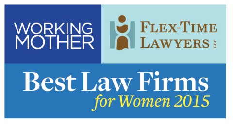 Dorsey & Whitney announced it has earned a place on the prestigious 2015 Working Mother & Flex-Time Lawyers Best Law Firms for Women list. This is the eighth time Dorsey has been recognized. (Graphic: Business Wire)