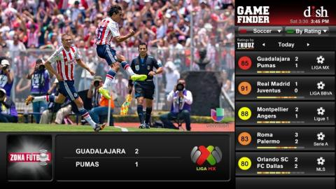Game Finder/ Guía de Partidos makes it easy to find game dates, schedules and scores all in one place. (Photo: Business Wire)