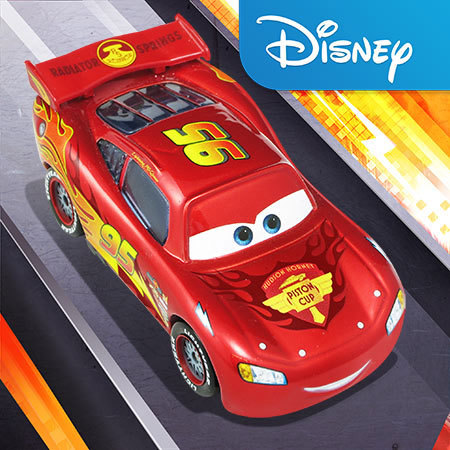 Cars Daredevil Garage, available now on the App Store, is an action-packed mobile app that allows fans to collect and scan Mattel diecast cars into a stunt-filled virtual world. (Graphic: Business Wire)