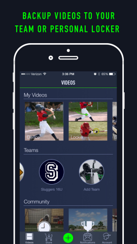 TechSmith Launches New Team Collaboration Offering to Its Award-Winning Coach's Eye App (Graphic: Business Wire)
