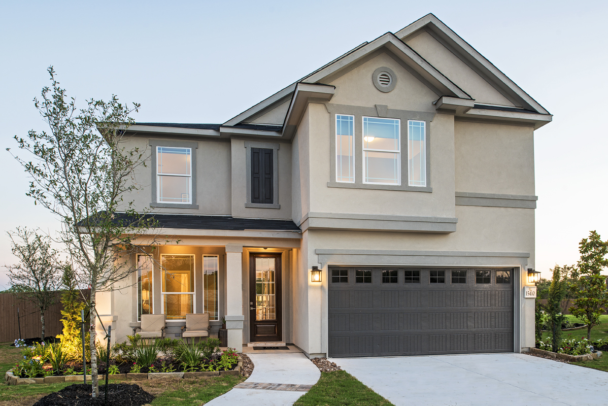 Kb home announces the grand opening of falcon landing on for House landing