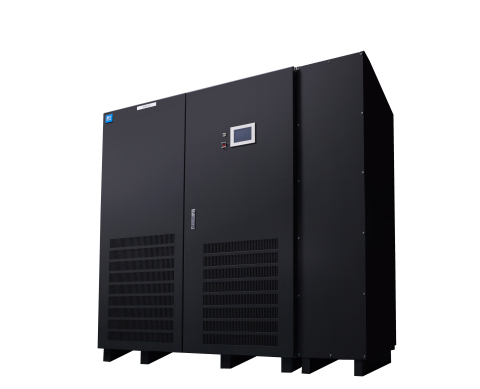 Fuji Electric's UPS7000HX-T3U Series of Uninterruptible Power Systems for North America, available in 300, 400, and 500kVA (Photo: Business Wire)