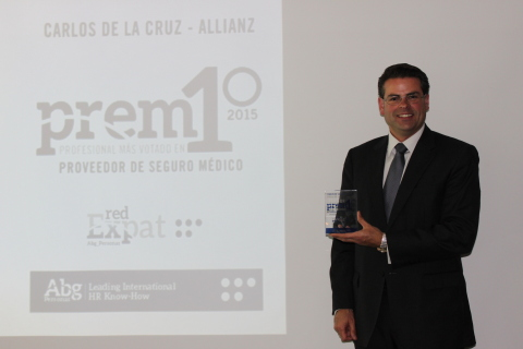 Carlos de la Cruz, Regional Manager of Iberia & Latin America for Allianz Worldwide Care (Photo: Business Wire)