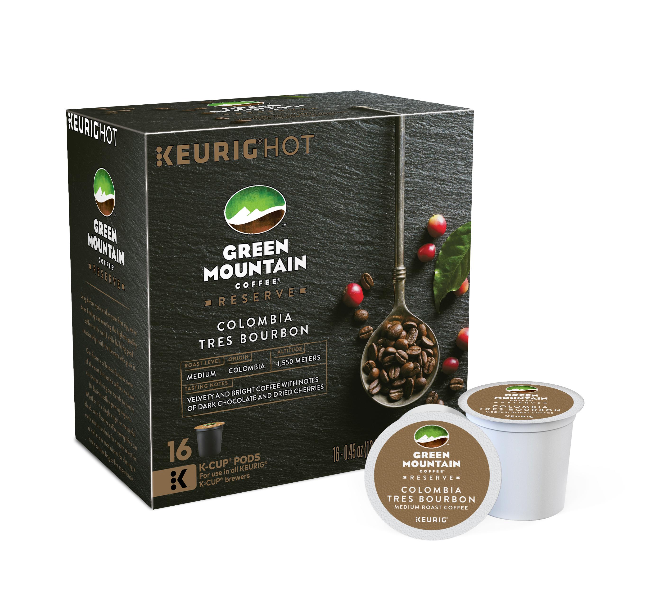 el café de montaña verde compra keurige