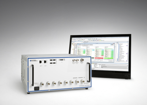 Software-designed PXI vector signal transceiver technology inside the WTS delivers superior RF performance in the manufacturing test environment and a platform that can scale with the evolving requirements of RF test. (Photo: Business Wire)