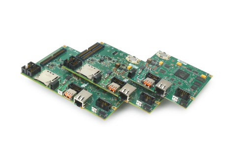 The Single-Board RIO Controller offers increased performance with a dual-core, 667 MHz ARM processor, Artix-7 FPGA and a robust real-time OS.