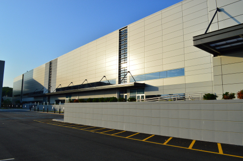 CoreSite's New York data center campus (Photo: Business Wire)