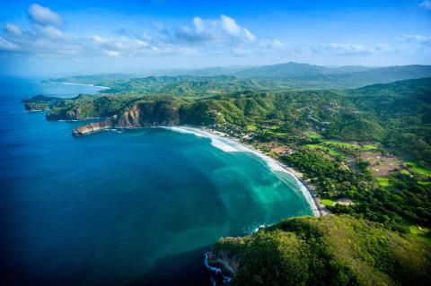 Guacalito de la Isla near site of new Costa Esmeralda Airport, in Nicaragua (Photo: Business Wire)