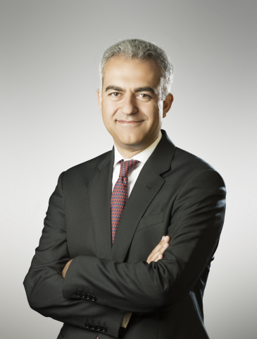 Brightstar Corp. appoints veteran banker Reza Taleghani as CFO. Taleghani joins Brightstar from J.P. Morgan where he held leadership roles in several of the firm's divisions with a career spanning investment banking, commercial banking, and asset management. (Photo: Business Wire)