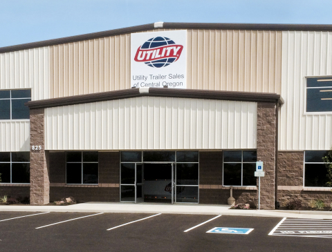 Utility Trailer Sales of Central Oregon (Photo: Business Wire)