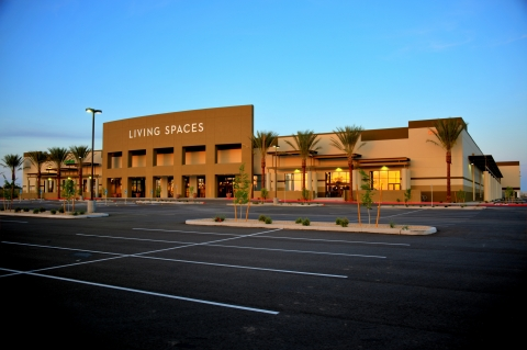 Living Spaces opens first Bay Area showroom (Photo: Business Wire)