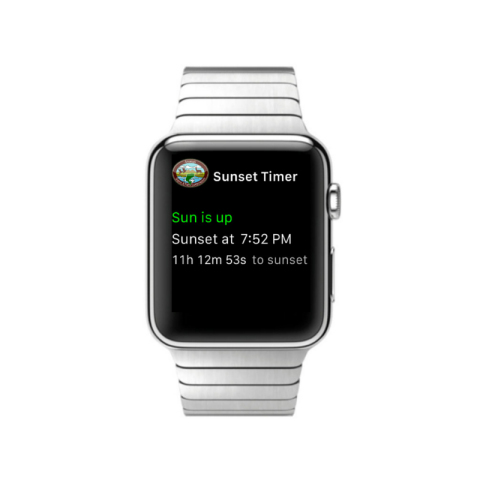 The Arkansas Game & Fish Commission recently launched an app for Apple Watch. (Photo: Business Wire)