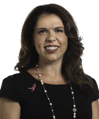 Christina Alford has joined Susan G. Komen as Vice President, Development (Photo: Business Wire)