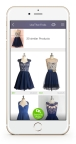 Visual Search for Fashion now available on your smartphone (Photo: Business Wire)