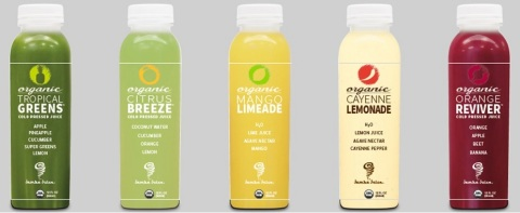 Jamba Organic RTD Juices (Photo: Business Wire)
