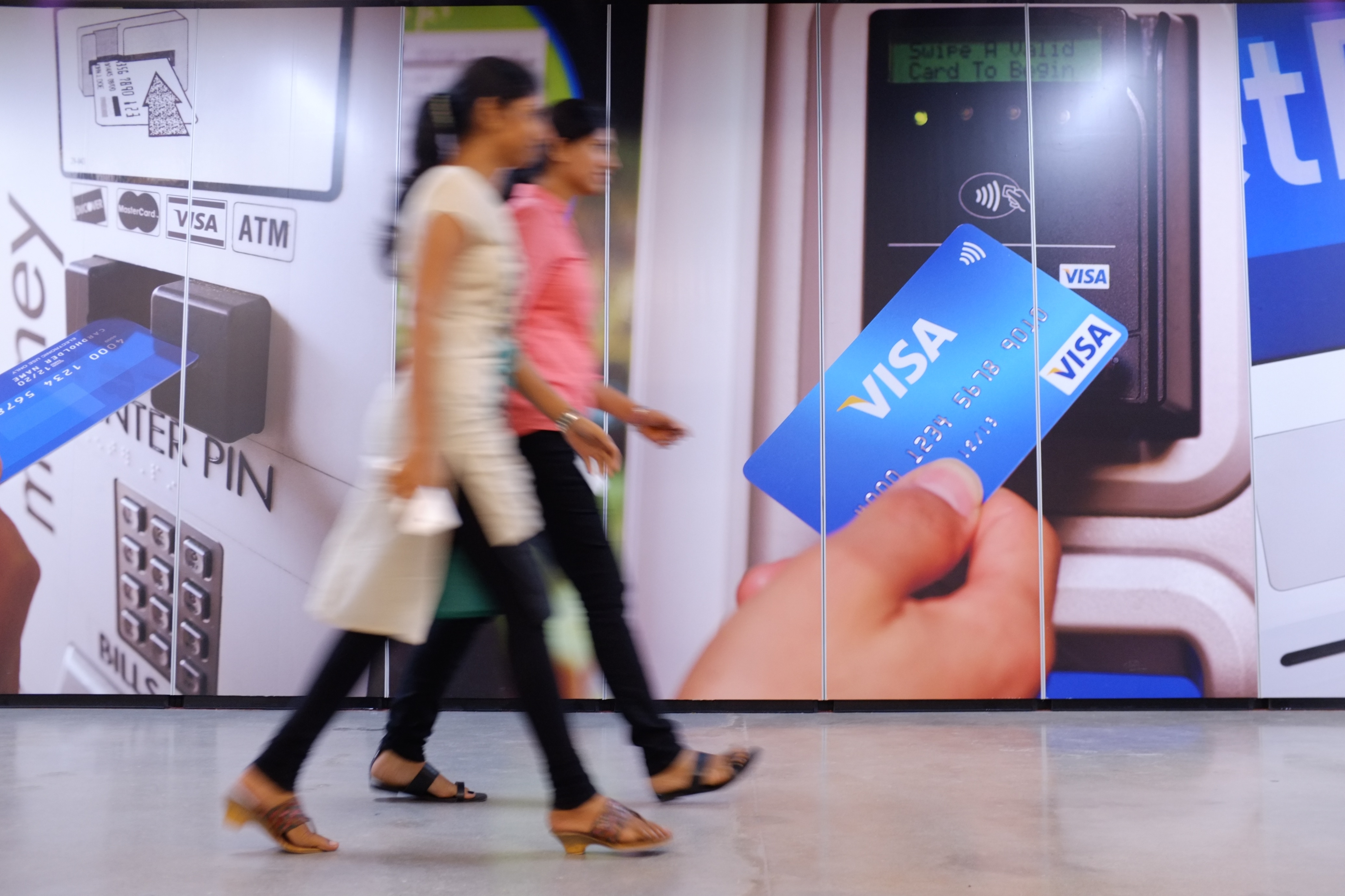 Visa Opens Technology Center in Bangalore